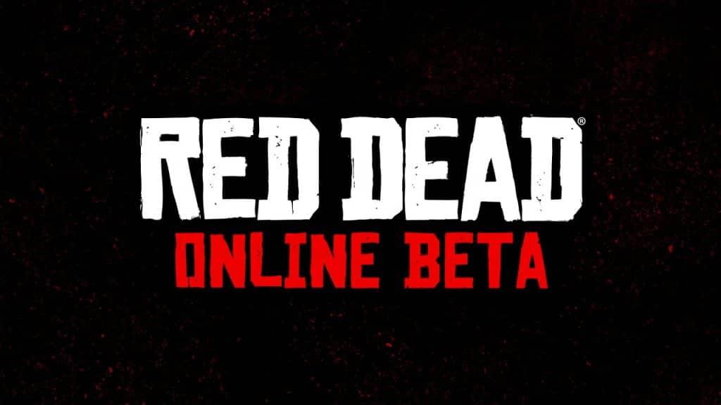 Red Dead online Beta ya tiene su nueva actualización