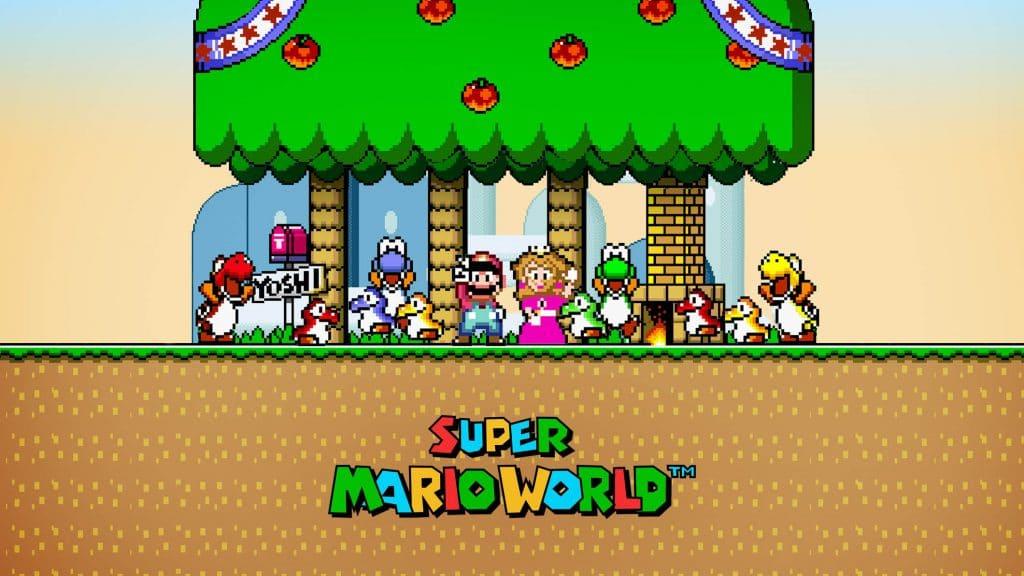 Juegos De Snes Para La Suscripcion En Linea De Nintendo Switch
