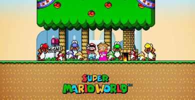 Videojuegos de Super Nintendo en Nintendo Switch Online