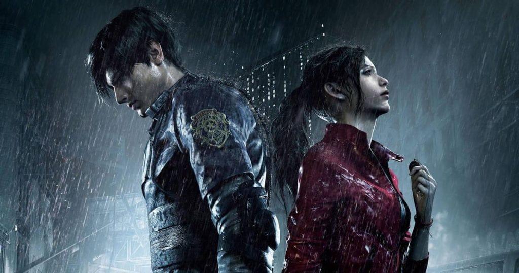 Códigos para las cajas de seguridad Resident Evil 2