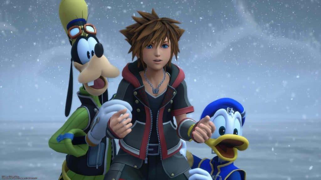 Obtener Adamantita en Kingdom Hearts 3