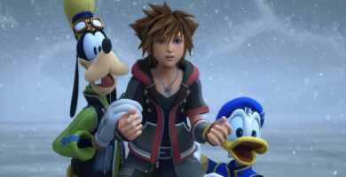 Obtener Adamantita en Kingdom Hearts 3