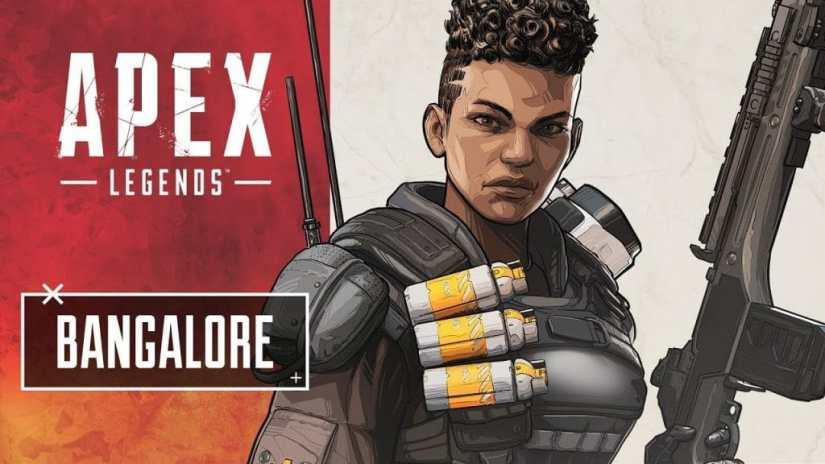 Metagame Personajes Apex Legends