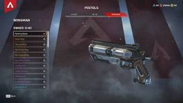 Apex Legends: El nuevo parche nerfea las armas Wingman, Pacificador