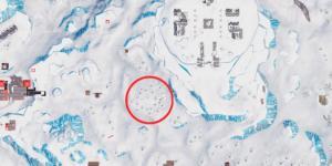 Bioma de Nieve Fortnite Semana 3 Temporada 8