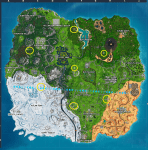 Fortnite: Como completar los desafíos de la semana 5 muy fácil