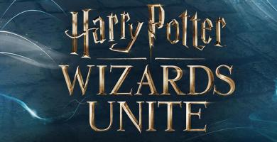 Gameplay Harry Potter Wizards Unite