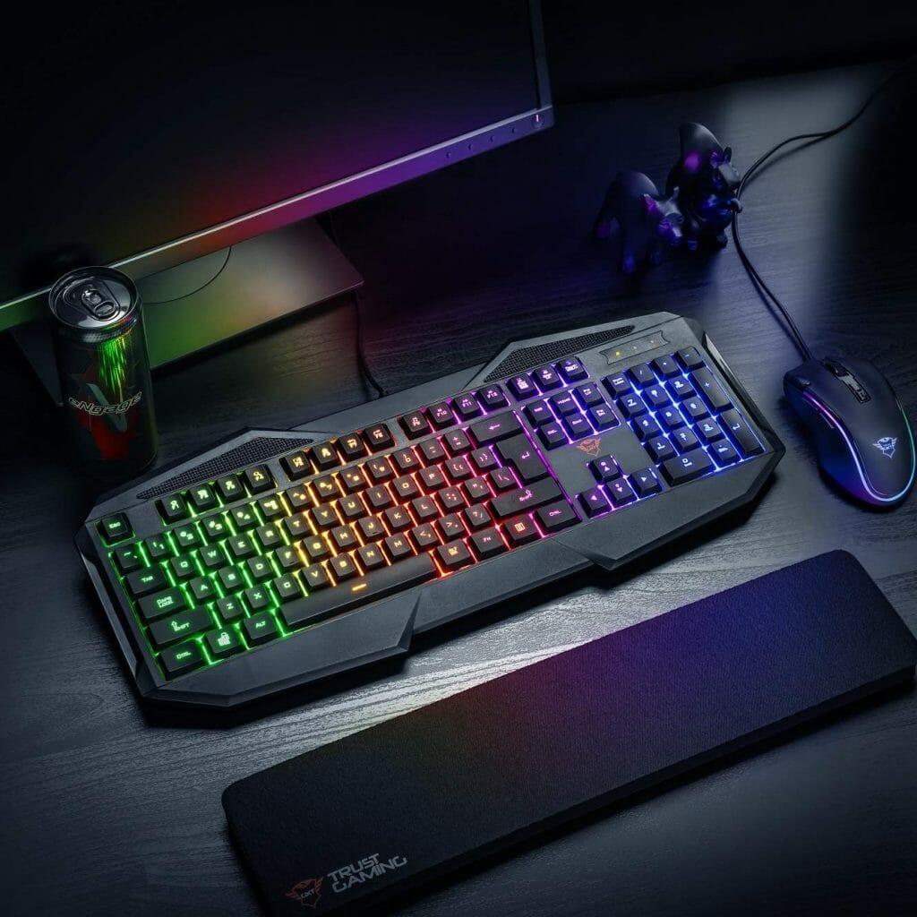 Las mejores ofertas de teclados gaming hasta el 7 de Abril