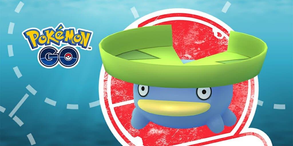Lotad Shiny y Castform Shiny Pokemon Go