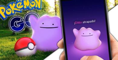 Pokemon Go Ditto cómo atrapar a Ditto