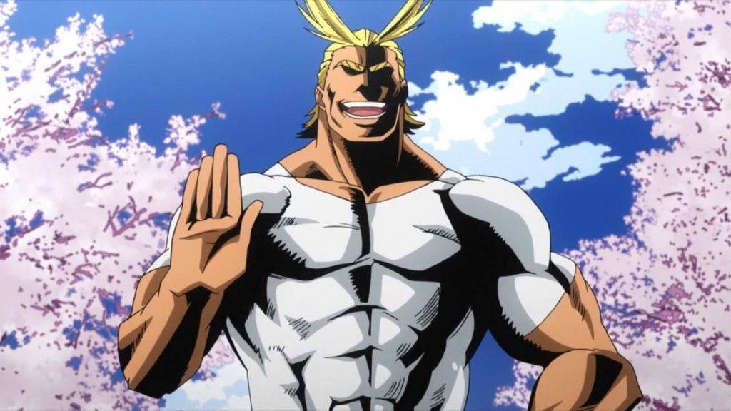 Almight de Boku no Hero es el Nuevo personaje de Jump Force
