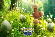 Pokemon Go: Evento Eggstravaganza incluye a Buneary Shiny