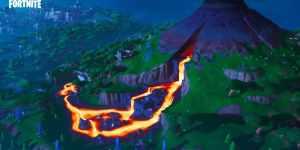 Encontrar los Respiraderos del Volcán en Fortnite Semana 9