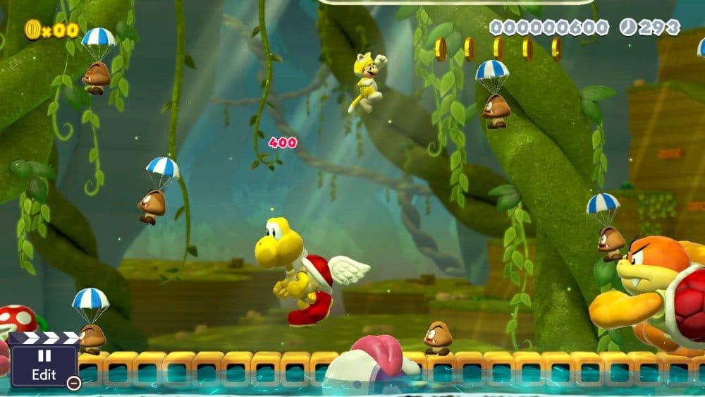 Super Mario Maker 2 Está al caer para Nintendo Switch