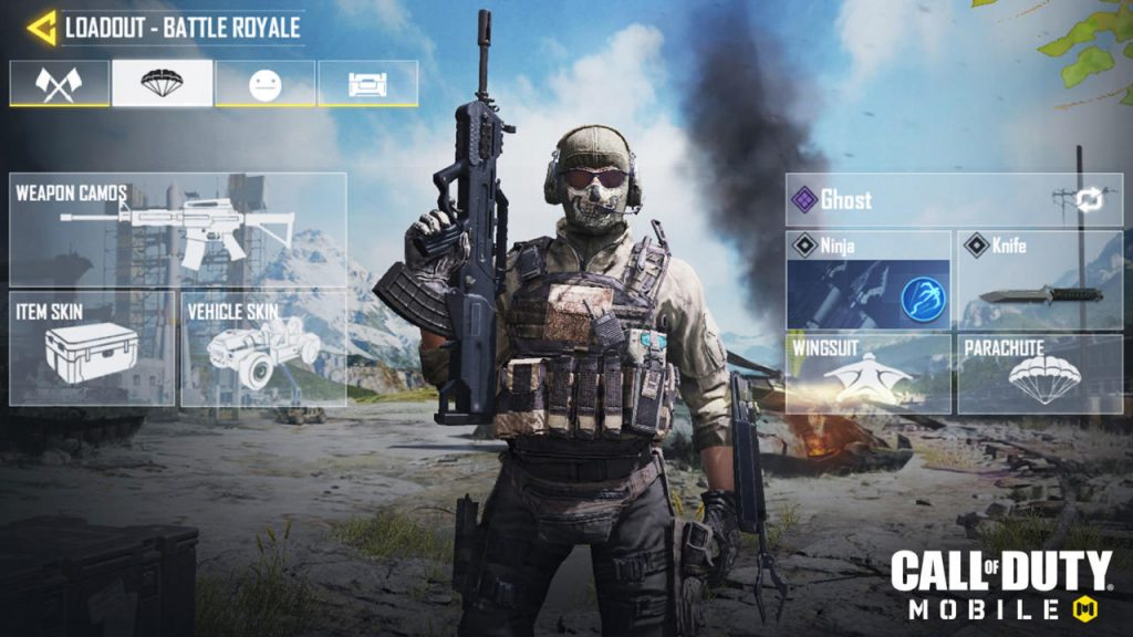 Se revela el modo de batalla real de Call Of Duty Mobile