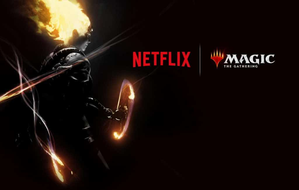Netflix lanzará la serie Magic The Gathering