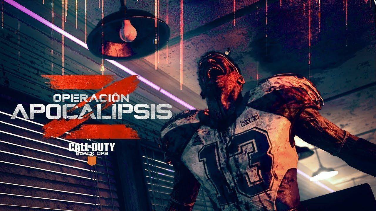 Call Of Duty: Black Ops 4 Operació Apocalipsis Z