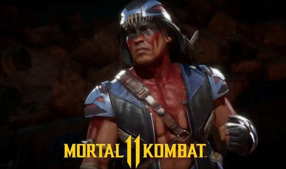 Mortal Kombat 11 estreno de Nightwolf