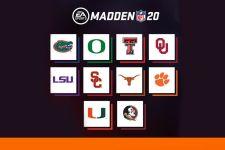 Con el tercer puesto del NFL Draft 2019, Madden selecciona el regreso de la NCAA