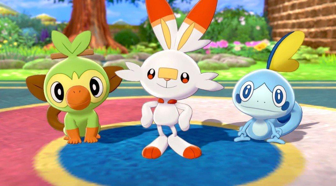 Pokemon Espada y Escudo Descubre las Evoluciones de los Iniciales