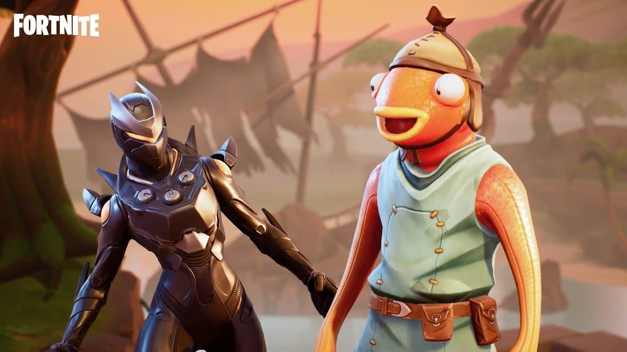 Fortnite Dónde encontrar los Consumibles Corruptos