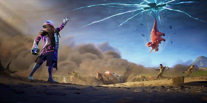 Fortnite Estrella de Batalla Oculta - Semana 4 Temporada 10