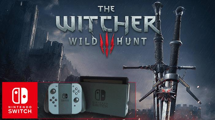 The Witcher 3 para Switch finalmente tiene fecha de lanzamiento