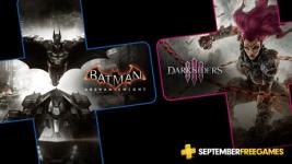 Tres videojuegos gratis para PlayStation Plus en Septiembre