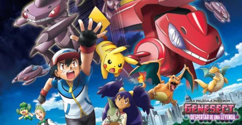 pokemon pelicula 16 completa en español