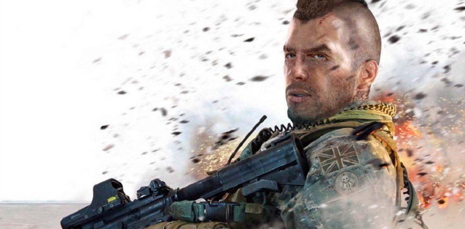 Call of Duty Modern Warfare Cómo encontrar a Soap