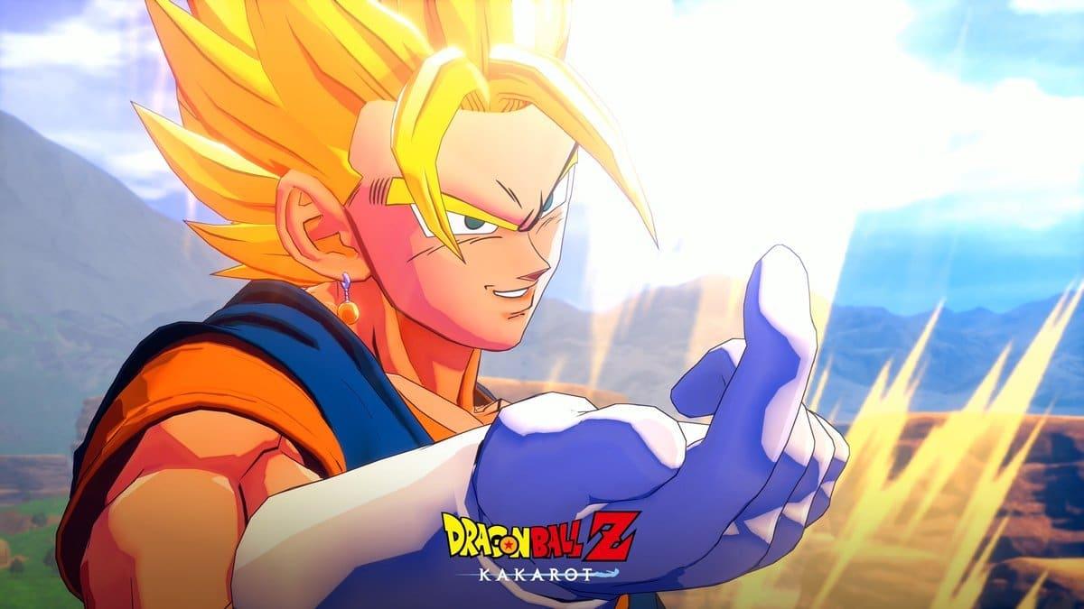 Dragon Ball Z Kakarot - Así lucirán Vegito y Goku en SSJ 3