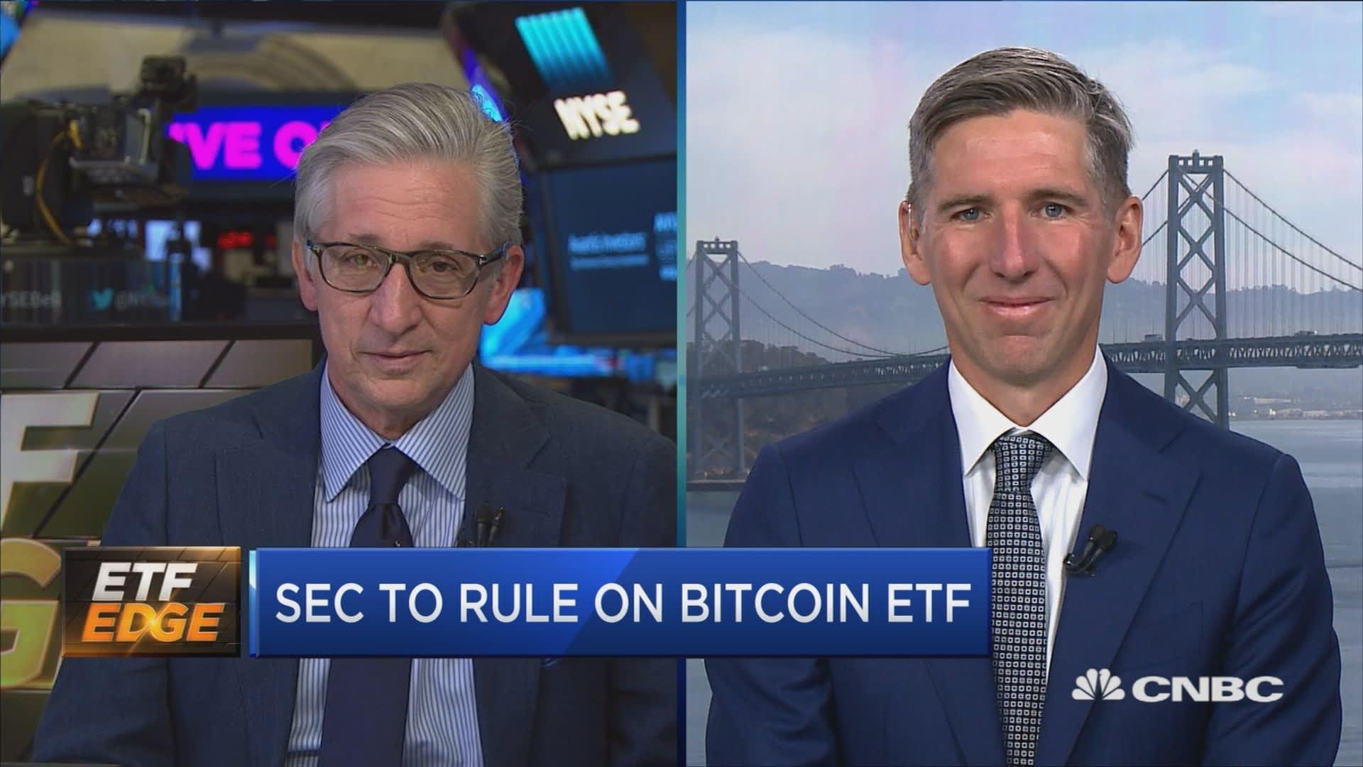"""ETF de Bitcoin: """"Estamos más cerca que nunca del ETF"""" según Bitwise"""
