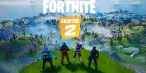 Fortnite: Capitulo 2 trae un nuevo mapa, nuevas skins, nadar