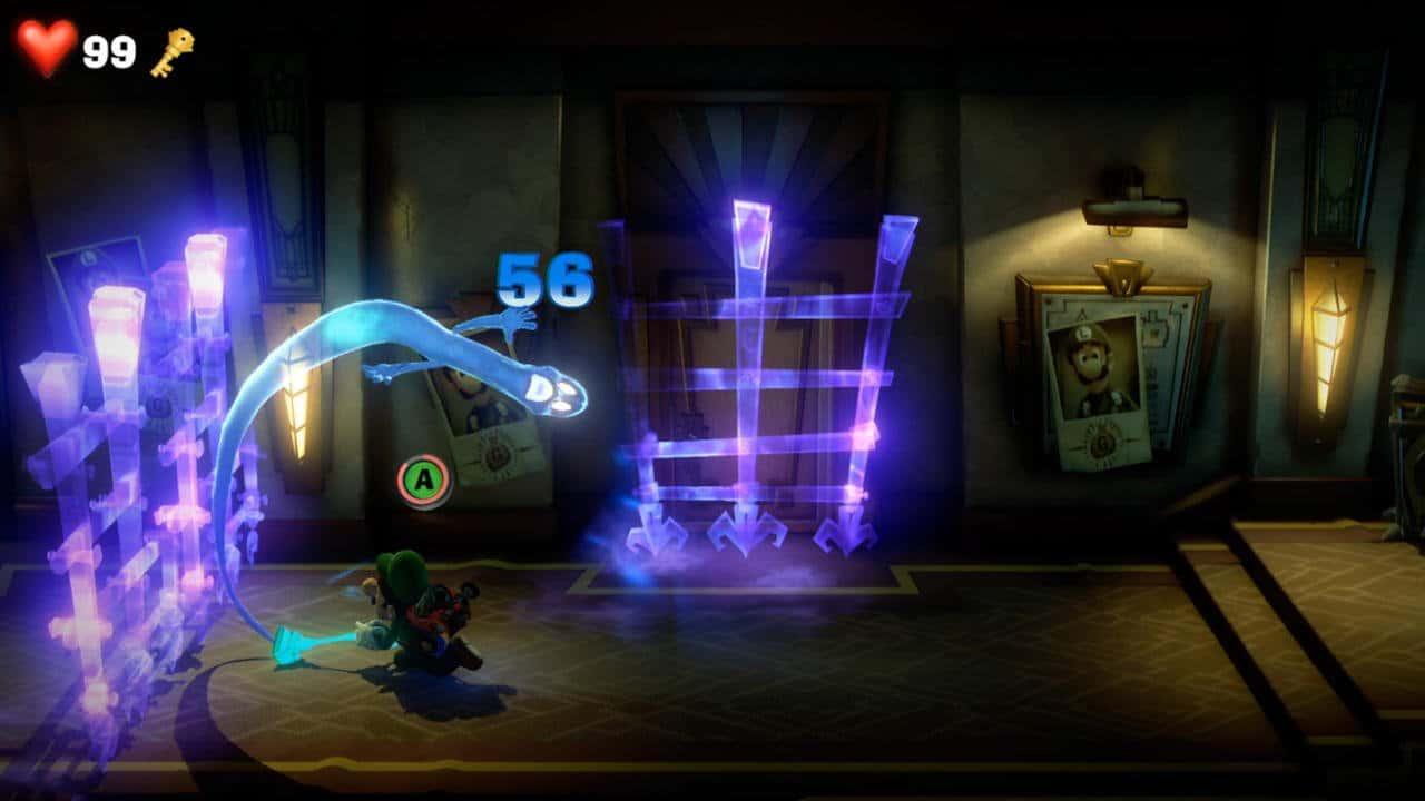Gameplay y review de Luigi Mansion 3 - Mario está desaparecido