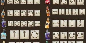 Harry Potter Wizards Unite: Notas maestras para todas las pociones