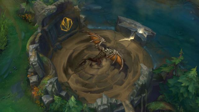 League of Legends Los Cambios en el Mapa del 10º Aniversario