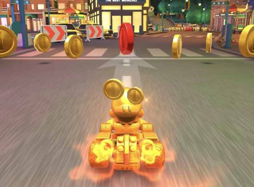 Mario Kart Tour gold rush
