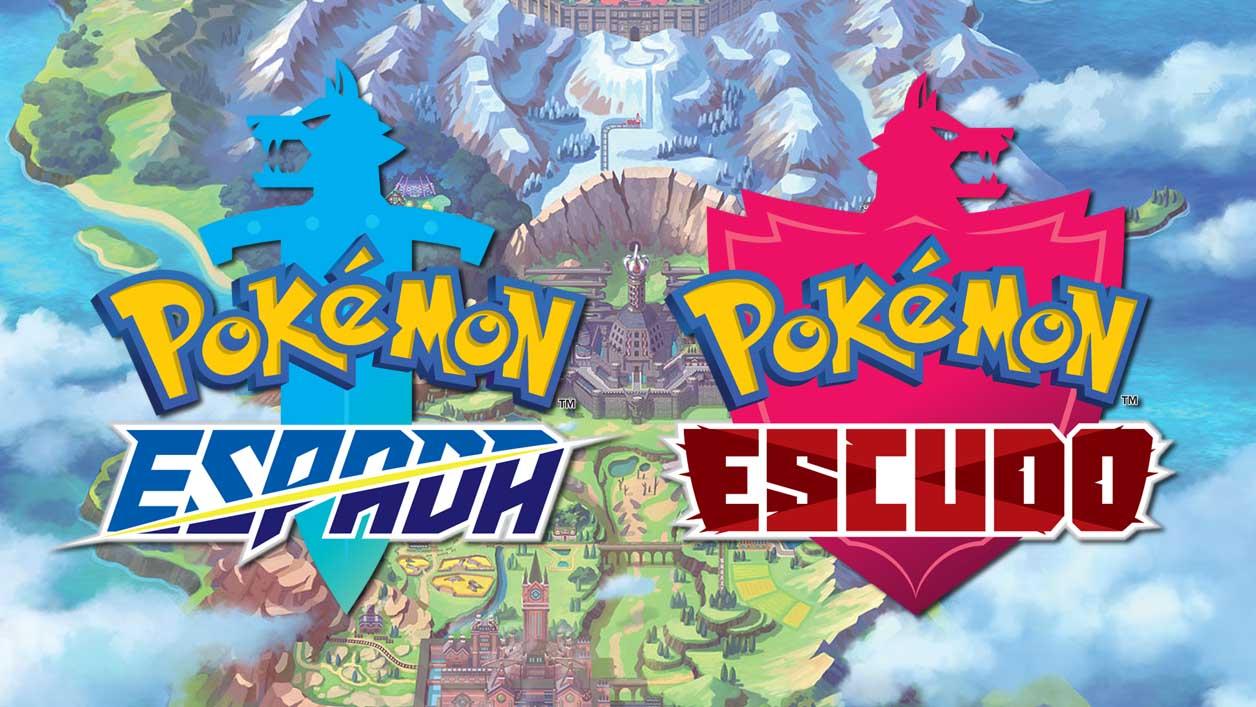 Pokemon Espada y Escudo ¡Descarga Anticipada ya disponible!