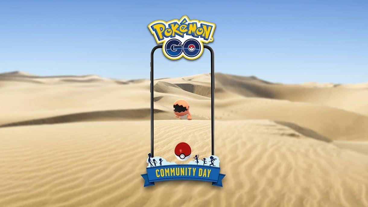 Pokemon Go Prepárate para el Día de la Comunidad de Octubre