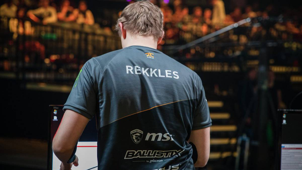 Worlds 2019 Rekkles y Fnatic eliminados por FunPlus Phoenix