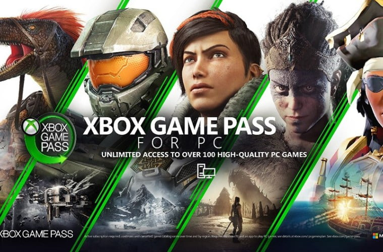 xbox game pass to pc