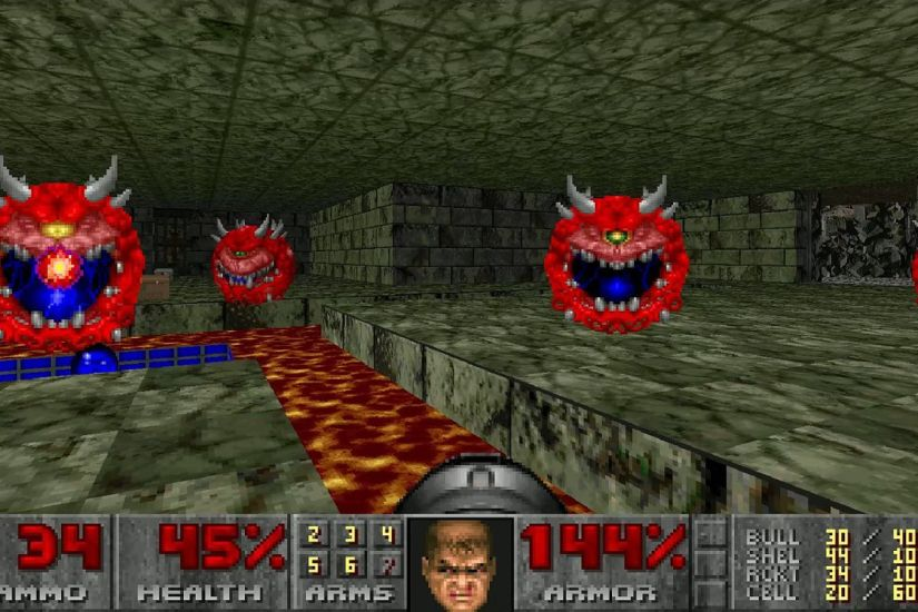 Doom Arcade