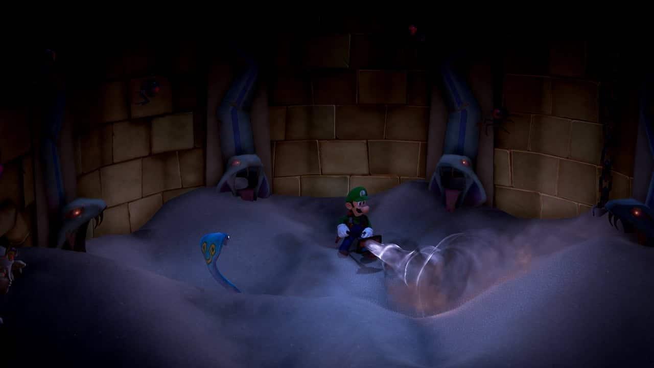 Luigi's Mansion 3 Cuánto tiempo toma acabar el juego