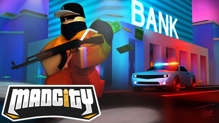Mad City Roblox Codes Full List July 2020 We Talk About Gamers