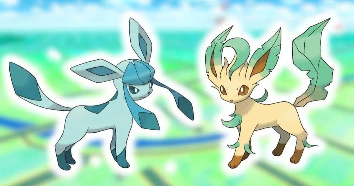 Pokemon Espada y Escudo Cómo Conseguir a Glaceon y Leafeon