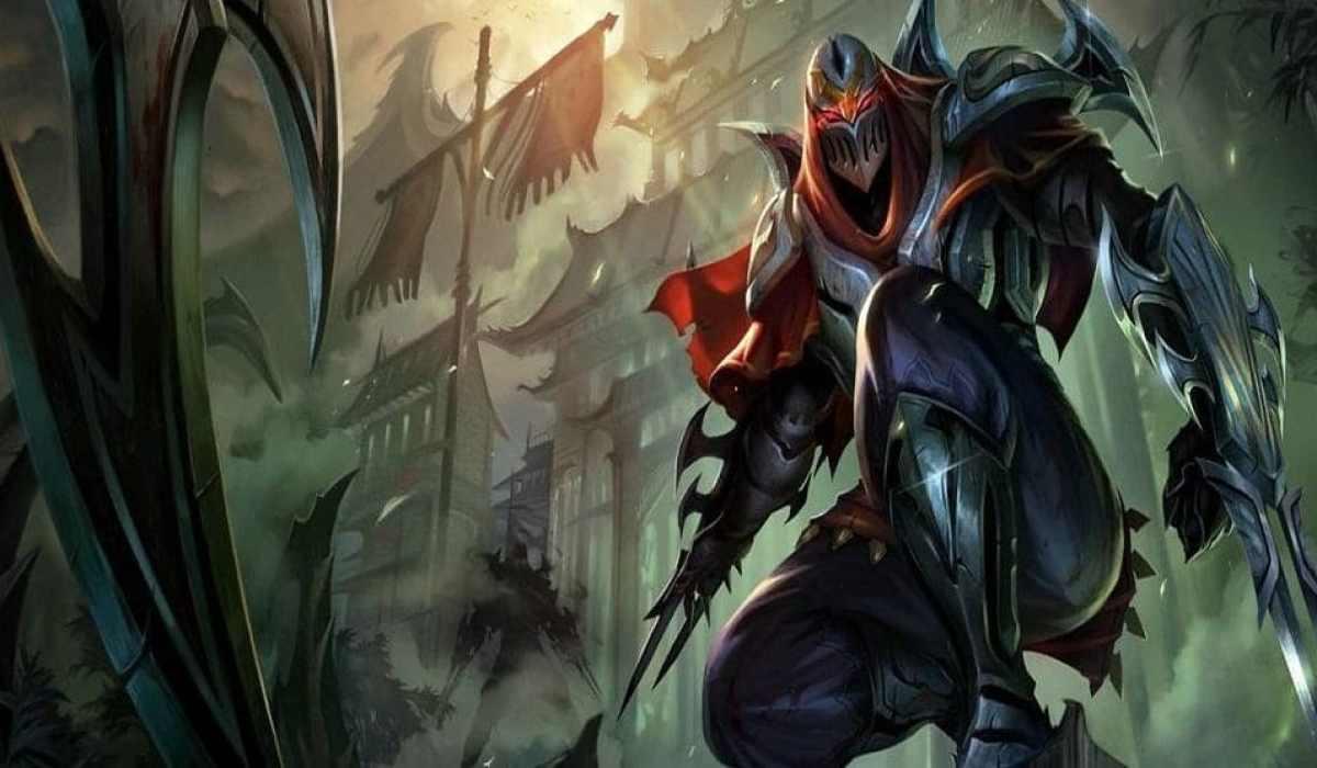 League of Legends: ya está disponible el primer cómic de Zed