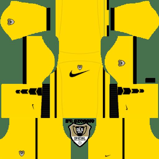 Equipación visitante Nike portero - Dream League Soccer