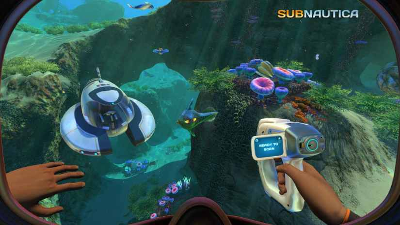 Subnautica Cheats for PS4