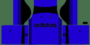 Todos los kits de Adidas y el logotipo para Dream League Soccer 2020