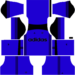 Uniforme de Adidas para visitante - Kits de Dream League Soccer